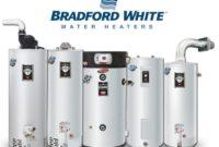 Bradford White Water Heater Model Numbers