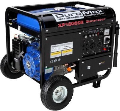 10000 Watt Portable Generator DuroMax XP10000E