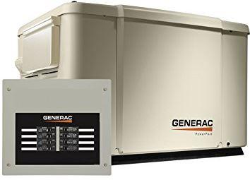 Generac Guardian 6998 quiet generator