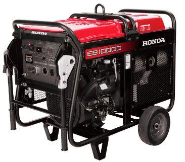 Honda 3-Phase Portable Generator