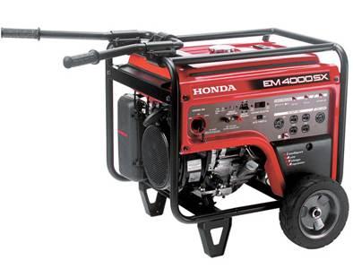 Honda EM 4000S