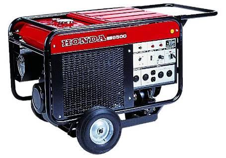 Honda ES6500 Generator