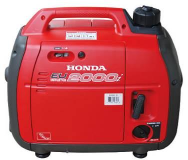 Honda EU 2000i Quiet generatos