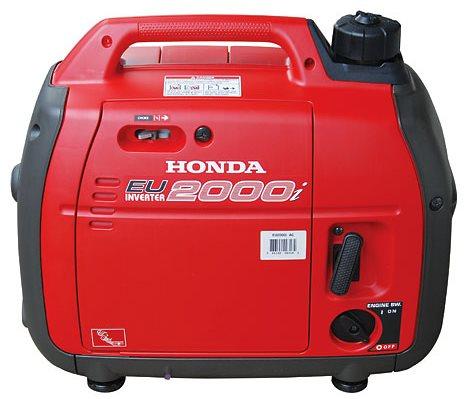 Honda EU2000i camping generator