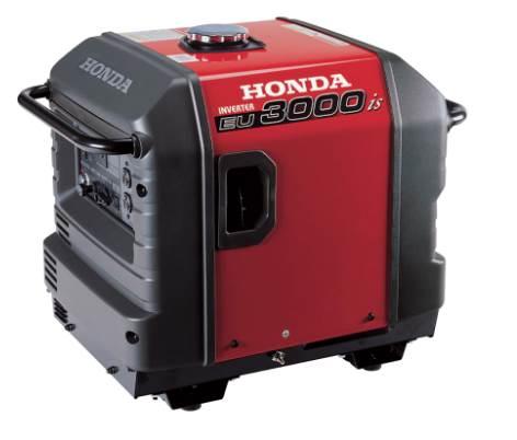Honda EU3000 Generator : A Super Quiet Generator