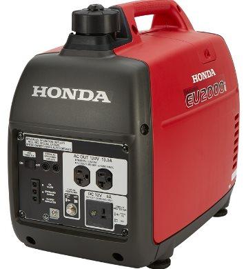 Honda Generators EU2000i