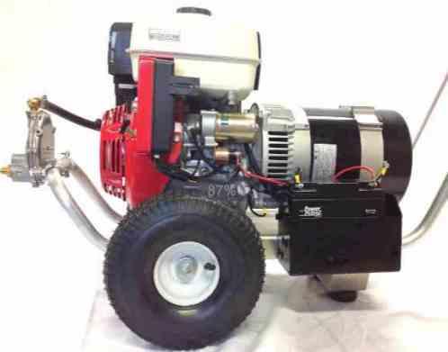 Honda SG8400A Generator