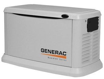 generac silent generator