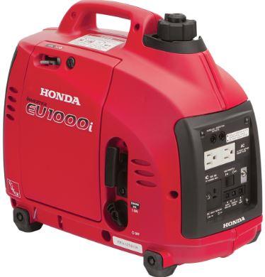 honda eu1000i propane generator