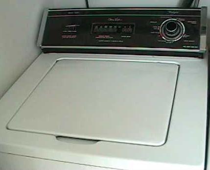 older washing machine