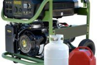 Sportsman Tri Fuel Generator