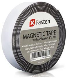 Xfasten flexible magnetic strip