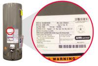 Rheem Water Heater Warranty