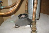 Water heater monoxide