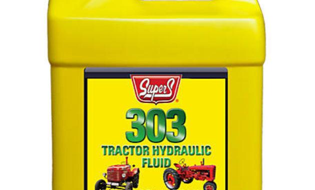 303 Hydraulic Oil
