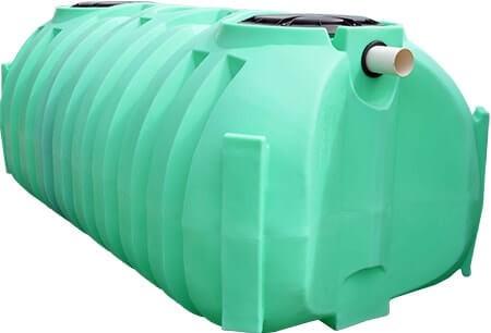 1000 Gallon Above Ground Septic Tank