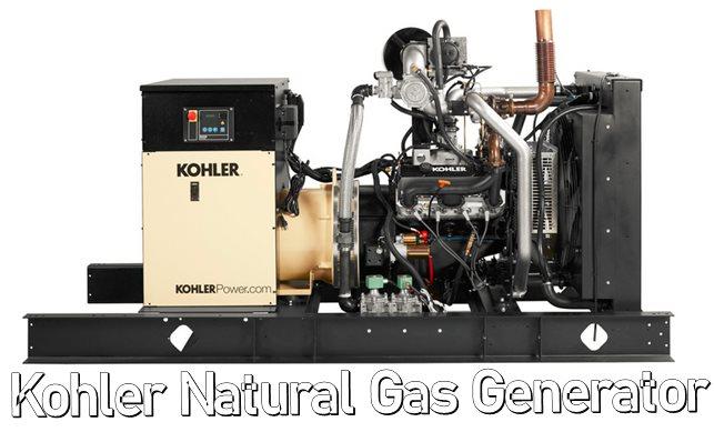 Kohler Natural Gas Generator review