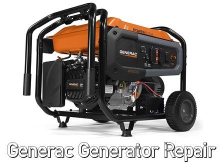 Generac Generator Repair
