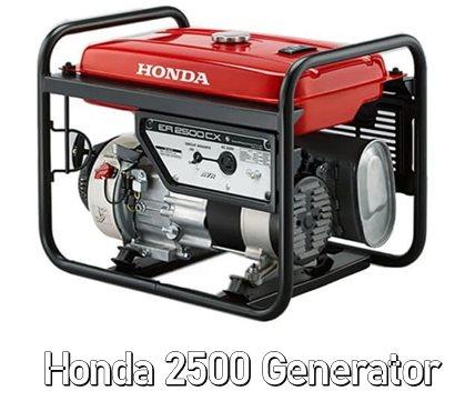 Honda 2500 Generator