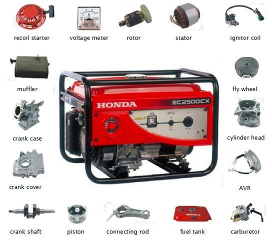Honda Generator Parts