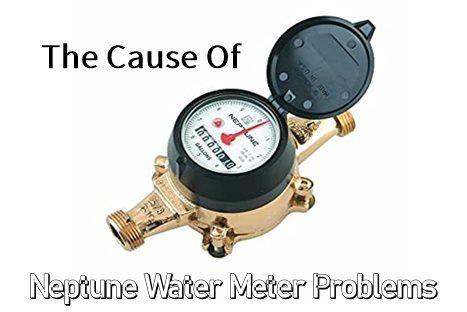 Neptune Water Meter Problems