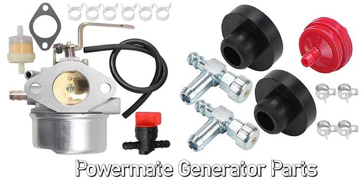 Powermate Generator Parts